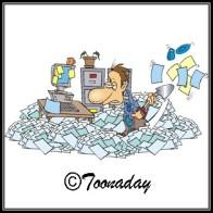 Clutter toonaday