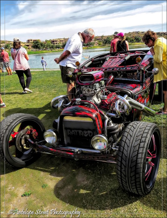 Fountain Hills Car Show
