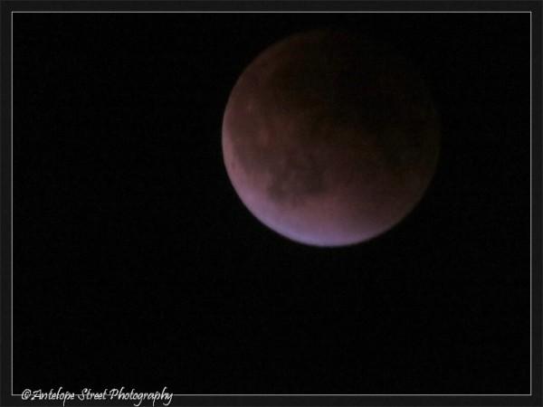 lunar eclipse calgary