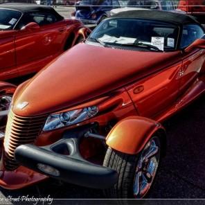 Prowler orange original bumper