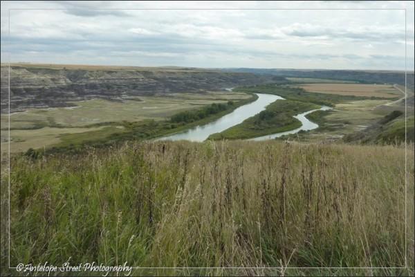 Alberta river
