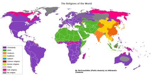 religion-distribution