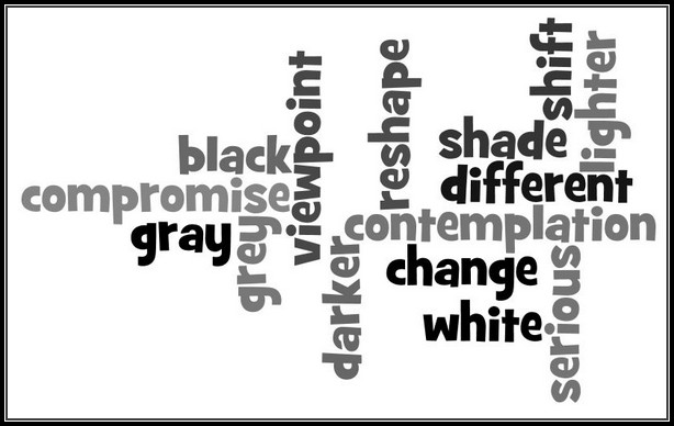 wordle black white grey